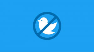 Taken Twitter handle