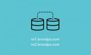 DNS change