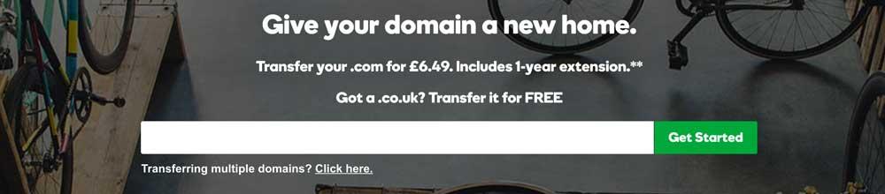 Domain transfer - GD