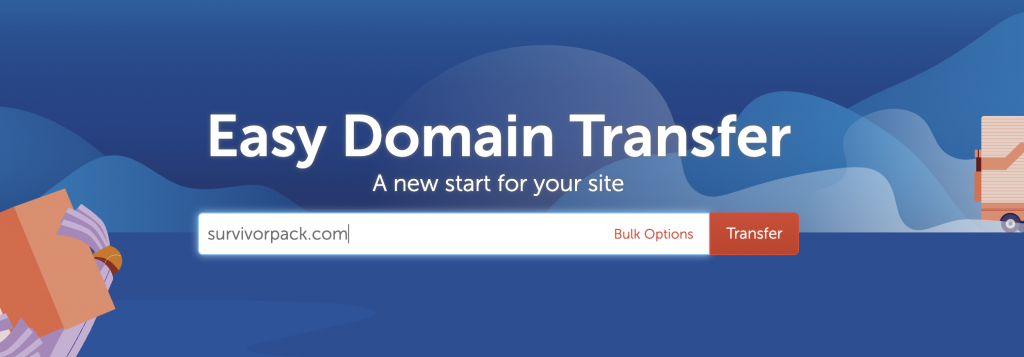 Transfer to Namecheap